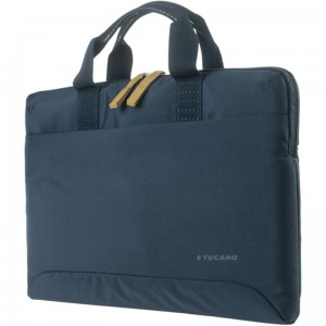 "Tucano Smilza Super Slim Bag - Torba MacBook Air / Pro 13"" / Notebook 13"" / 14"" (granatowy)"