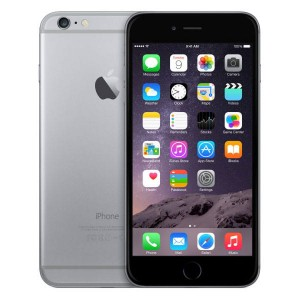 "Apple iPhone 6 Plus 5.5"" 16GB Space Gray (gwiezdna szarość) PL bez SIM MGA82PK/A"