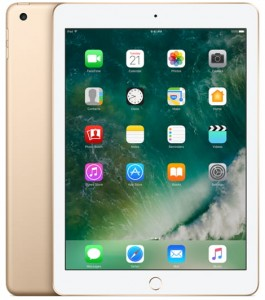 Apple iPad 128GB Wi-Fi (złoty)