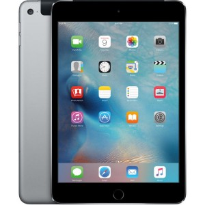 Apple iPad mini 4 128GB Wi-Fi + Cellular (gwiezdna szarość)
