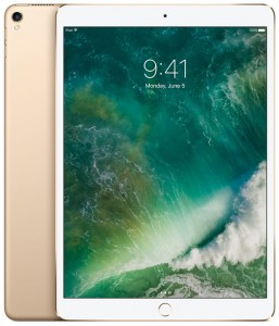 Apple iPad Pro 10.5'' 512GB Wi-Fi (złoty) - nowy model