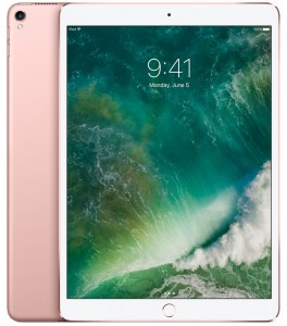 Apple iPad Pro 10.5'' 256GB Wi-Fi (różowe złoto) - nowy model