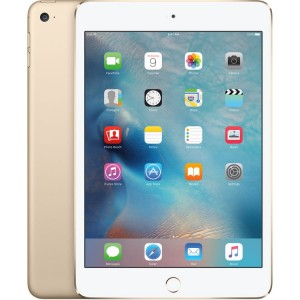 Apple iPad mini 4 128GB Wi-Fi (złoty)
