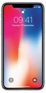 Apple iPhone X 64GB (gwiezdna szarość)
