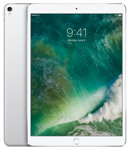 Apple iPad Pro 10.5'' 256GB Wi-Fi (srebrny) - nowy model