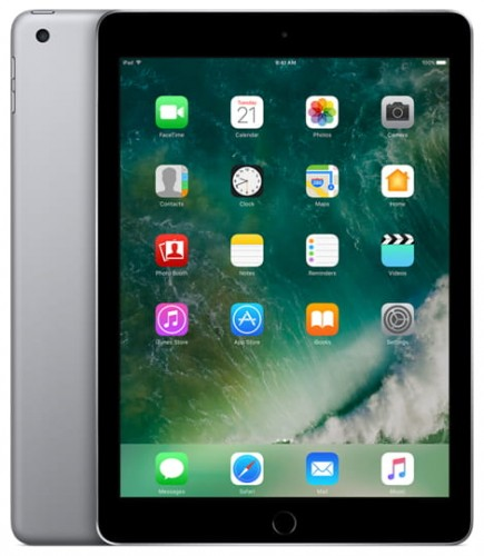 iPad Cellular space gray