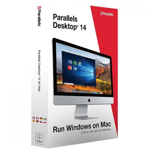 Parallels Desktop 14 Mac Multilingual